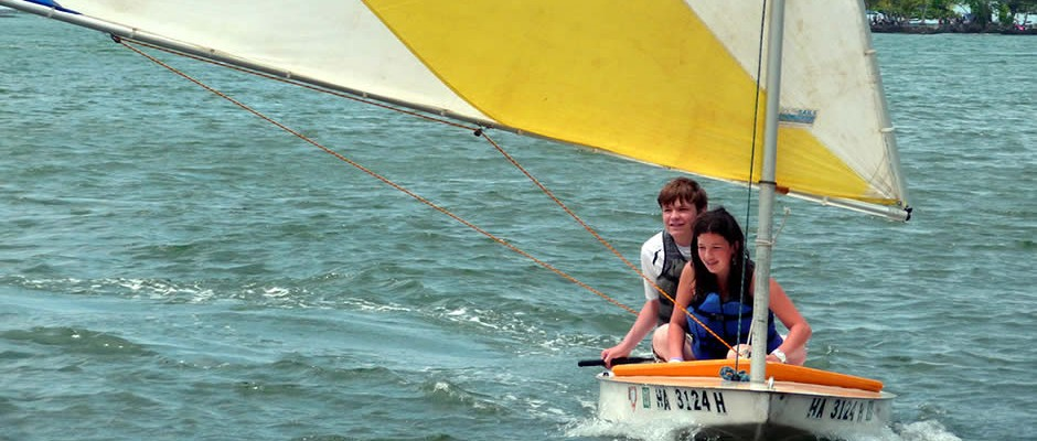 Student Sailing Lessons
